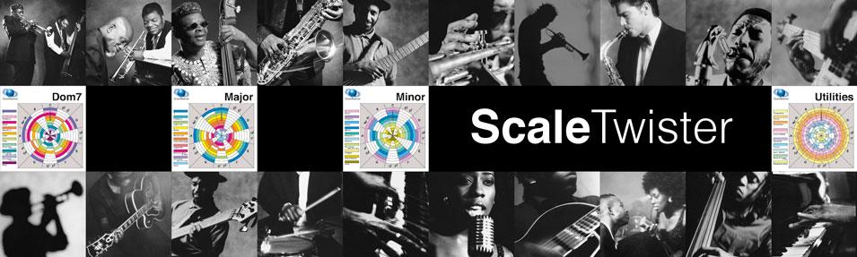Scaletwister, das Tool für jeden Musiker