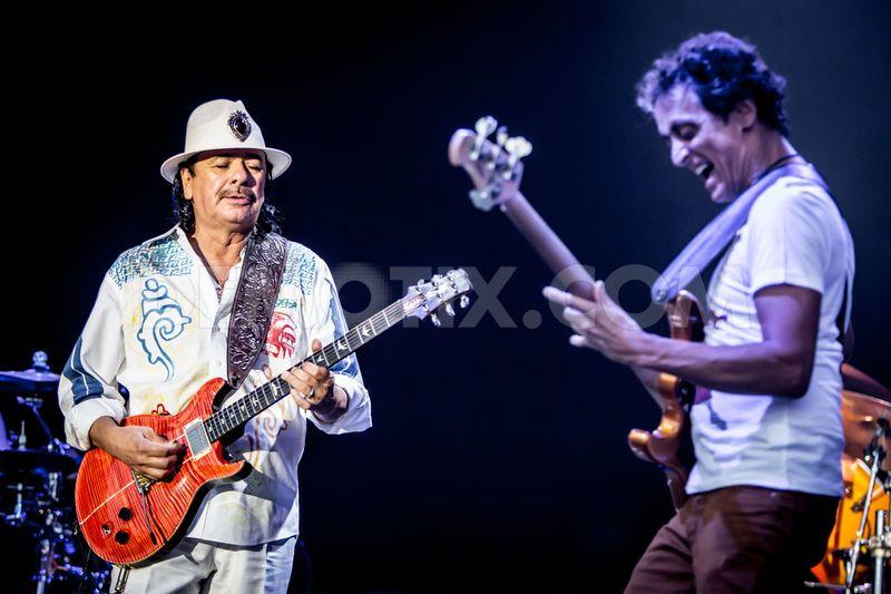 Carlos Santana in Locarno