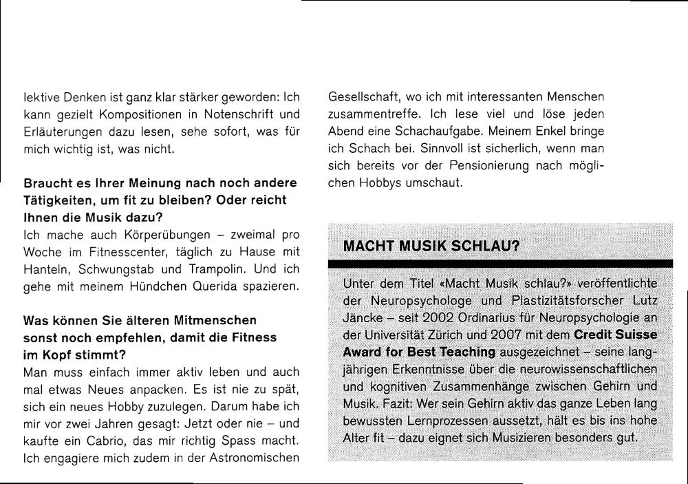 Geistig fit dank Musik-2